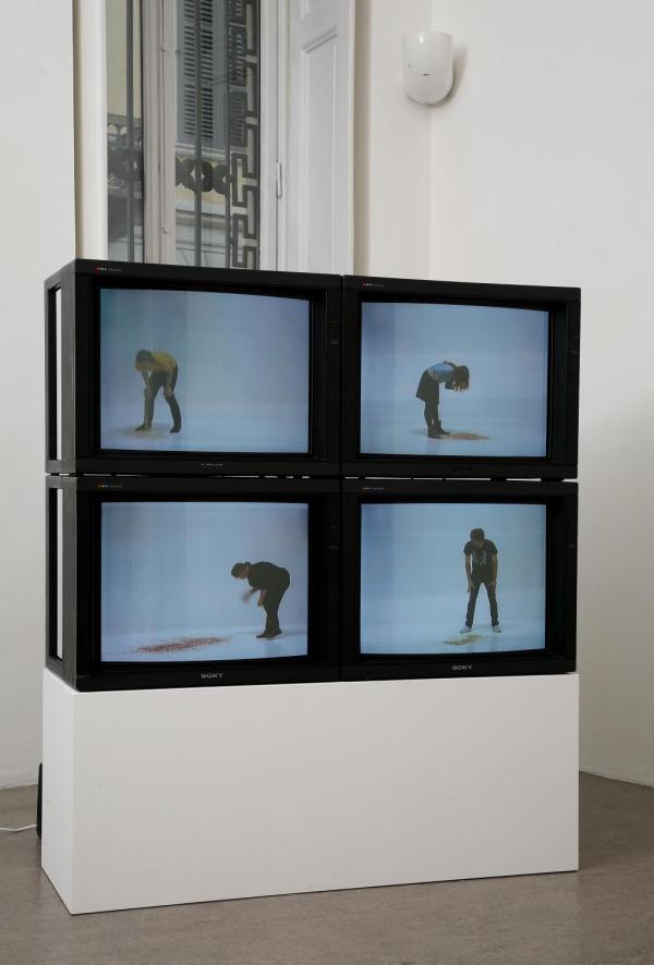 Martin Creed Artista Della Galleria Alberto Peola