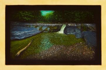 Biological Regionalism: Chautauqua Falls, Westfield, New York