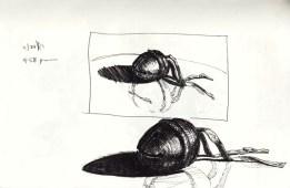 Sketchbooks E 1 - Sleigh Bell, Boston, MA