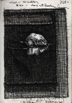 Sketchbook F 18 - Rodent, Cambridge, MA