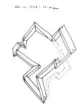 Sketchbook K 39 - Abstracted Construction