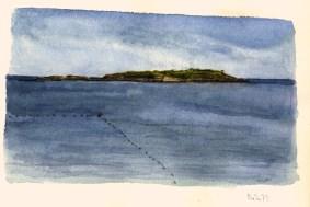 Sketchbooks L 10 - Magnolia Beach, MA