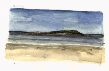 Sketchbooks L 7 - Magnolia Beach, MA