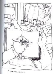 Sketchbooks K 20 A - Living Room - Home - Dunkirk, NY