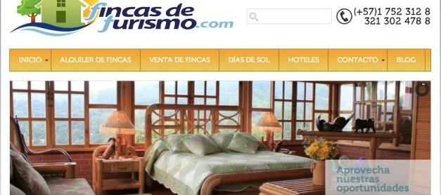 Alquiler de fincas en Colombia