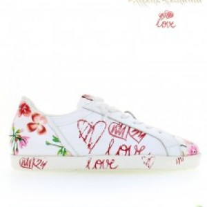 Sneaker Bianco ''First Love''