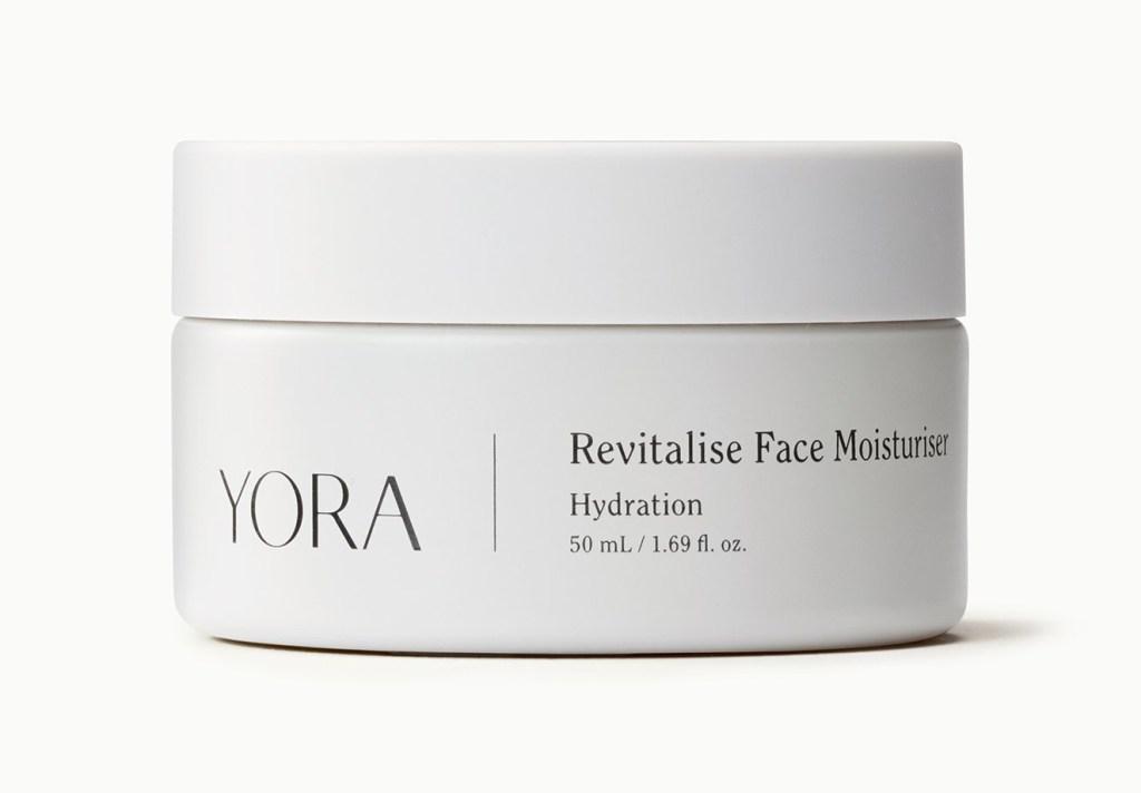 Revitalise face moisturiser