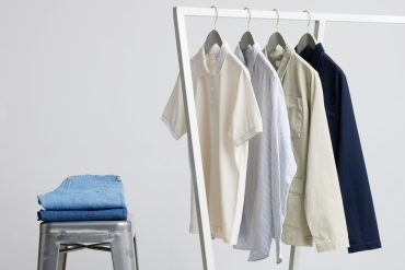 sustainable menswear asket