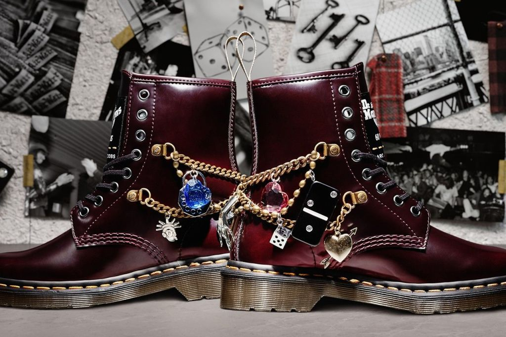 dr martens marc jacobs boots 1640 remastered