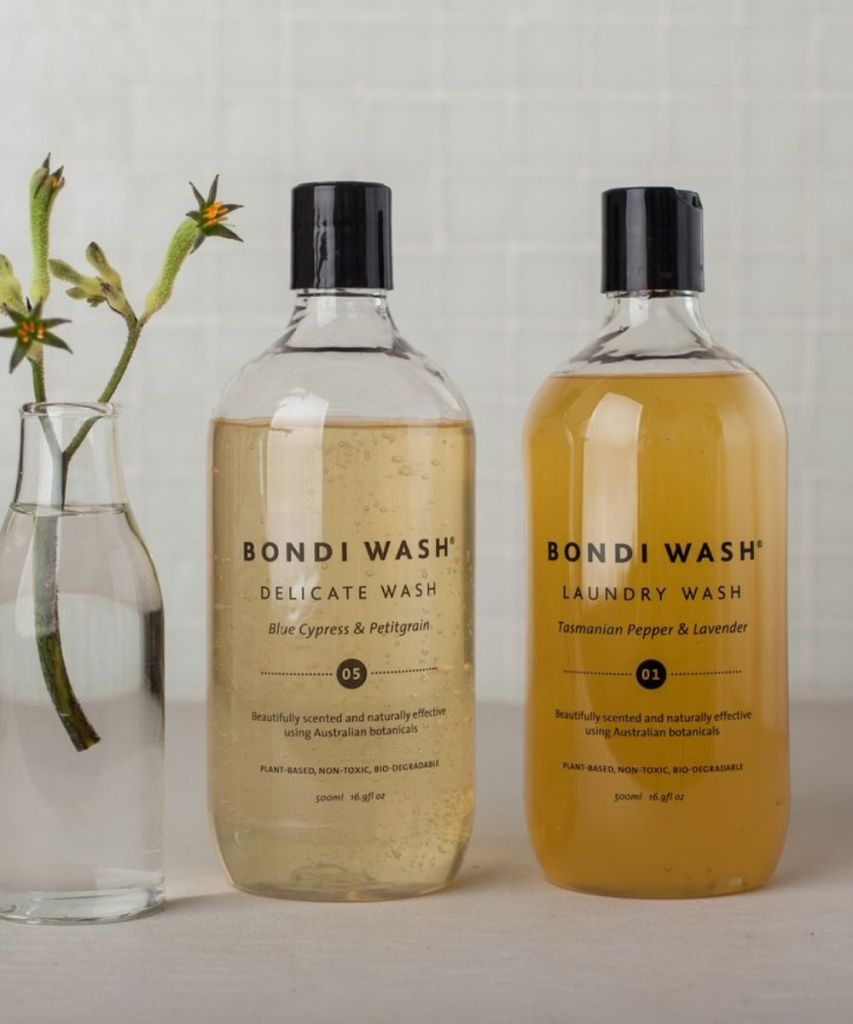 bondi wash natural cleaning products