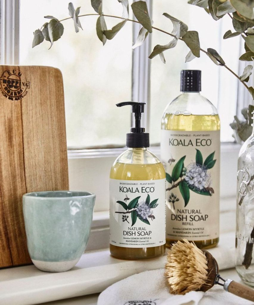 koala eco natural cleaning products