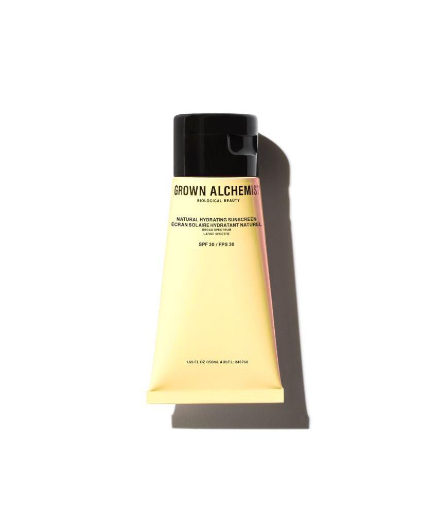 grown alchemist hydrating sunscreen