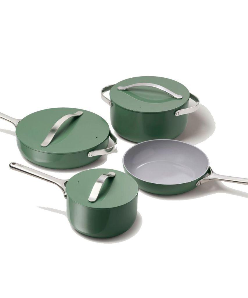 non-toxic cookware caraway
