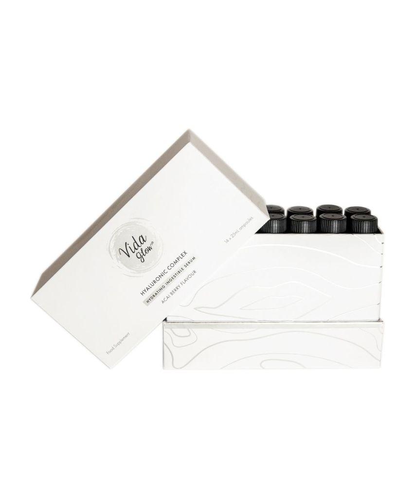 collagen ingestible beauty supplement
