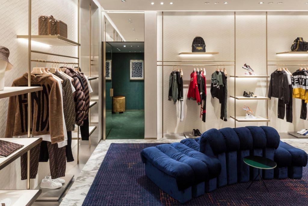 fendi sydney flagship boutique
