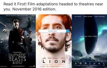Film Adaptions