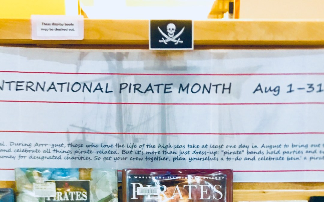 International Pirate Month – 2018