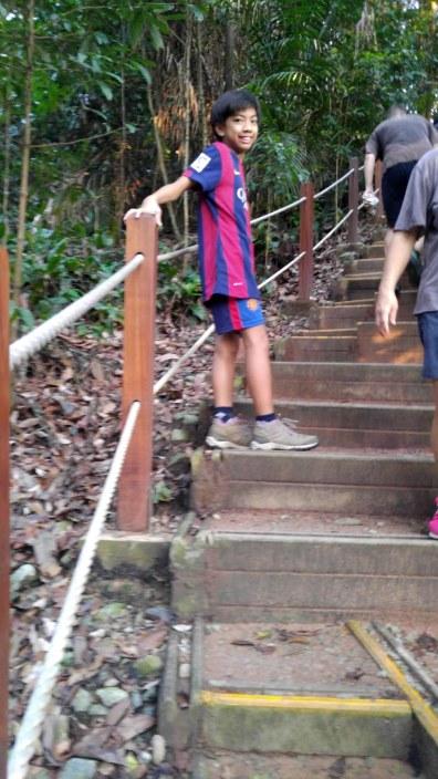 20160501_073556 Our Trek at Bukit Timah Hill