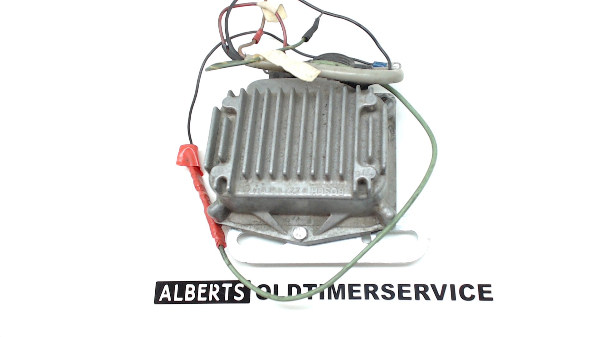 Ontstekingsmodule met bedrading, Mercedes R/C107 W114 W115