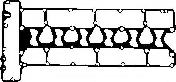 Nokkenashuis pakking M110 o.a. R/C107 W114 W123 W126