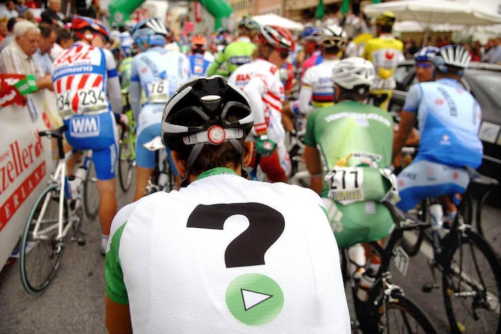 Qué partes del maillot y el culotte interesan a un patrocinador deportivo