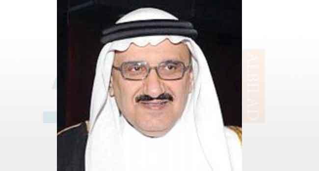 الأمير منصور بن متعب بن عبد العزيز آل سعود صحيفة البلاد
