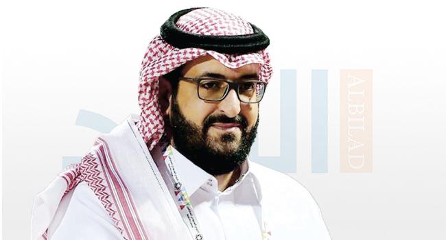 """"""" سوبر ستار """" مهر آل سويلم لرئاسة النصر"""