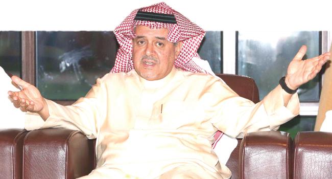 منصور بن مشعل ينافس فهد بن خالد على رئاسة الأهلي