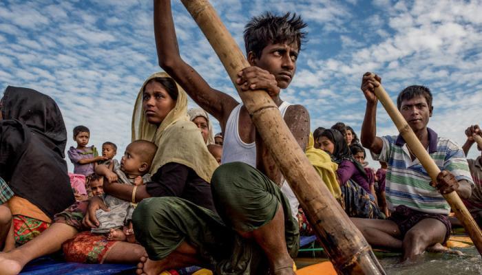 ستة ملايين شخص من مسلمي الروهينجا في ميانمار يعيشون تحت الاضطهاد المنظم