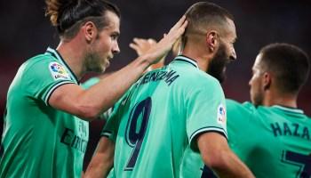 الثلاثي الهجومي الغائب عن ريال مدريد