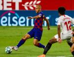 برشلونة يتعادل في الدوري الإسباني