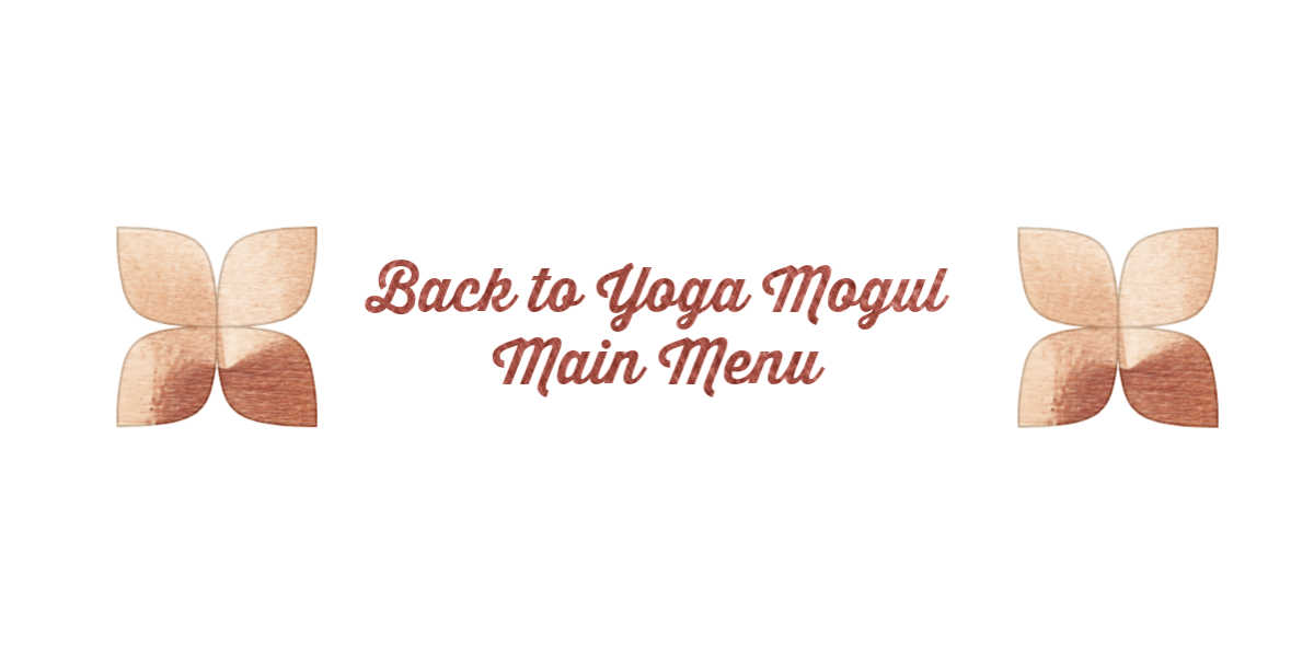Yoga Mogul Main Menu