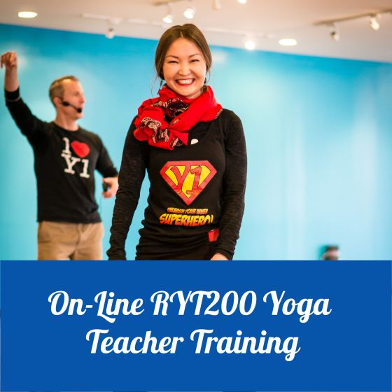 On-Line Yoga Teacher Training