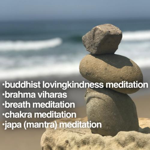 Meditation & Midnfullness