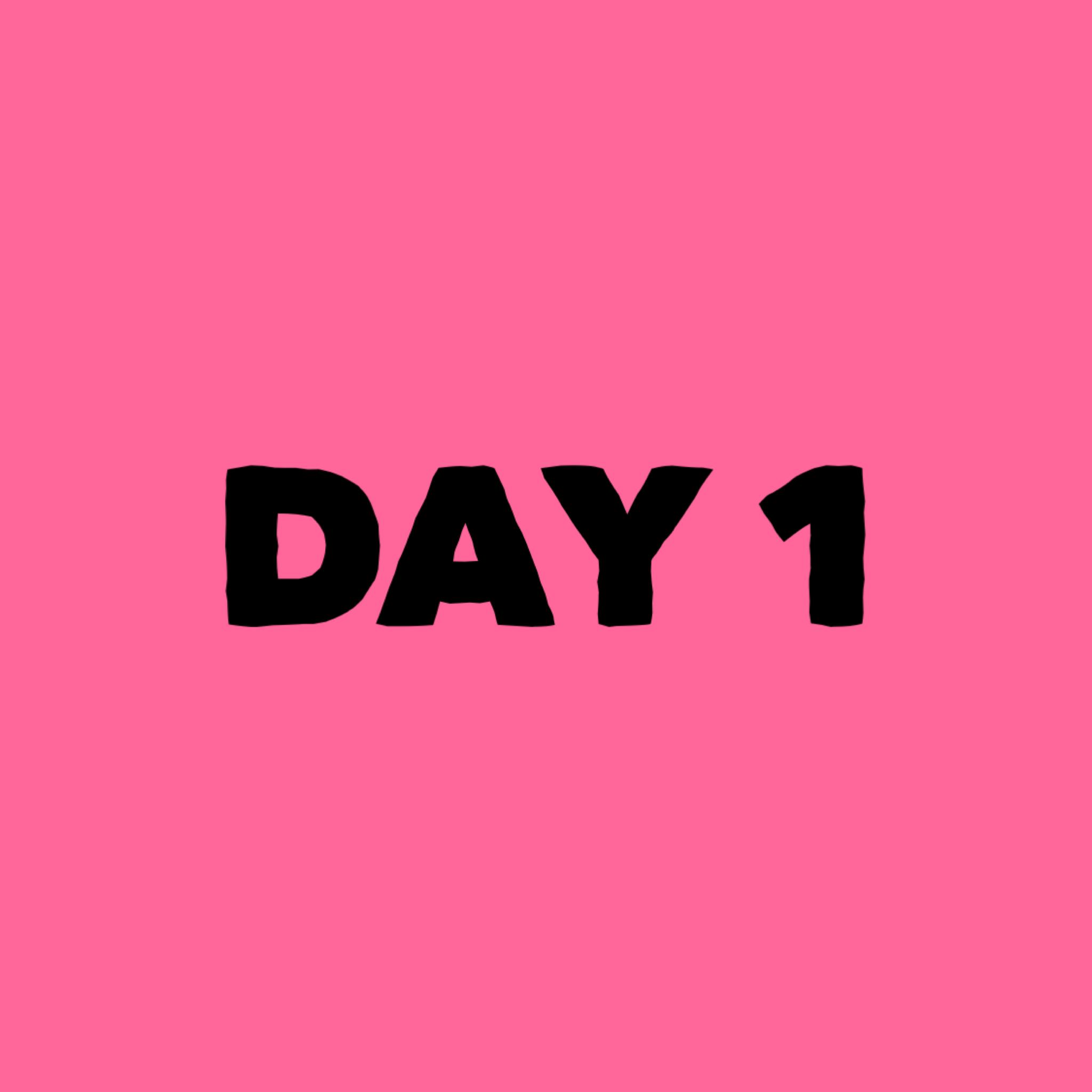 Day 1 Abundance Challenge