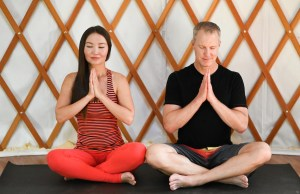 Meditate with Roger & Albina