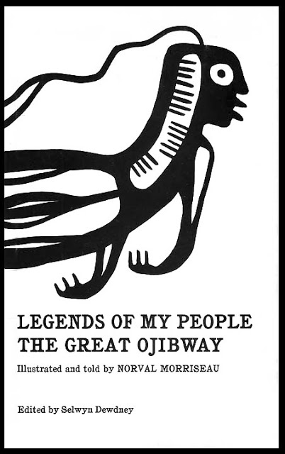 Selwyn Dewdney, Norval Morrisseau and the Ojibwe