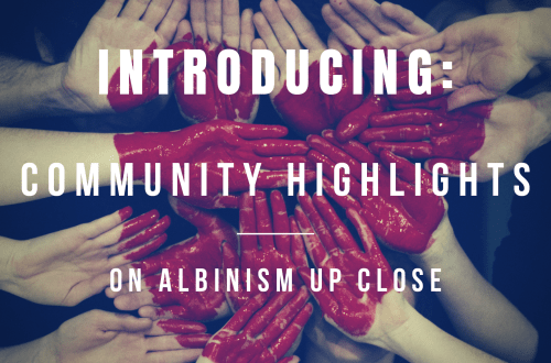 Introducing community highlights on albinism up close