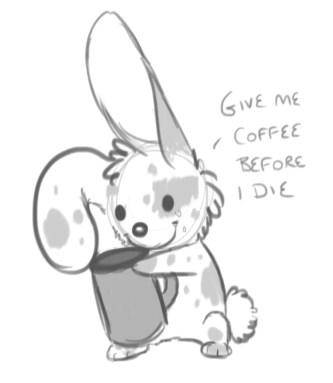 Coffee pls