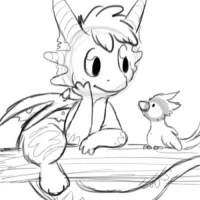 Xar Bird Sketch