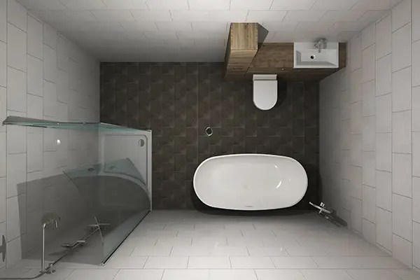Bathroom And Kitchen 3D Planning And Design Service