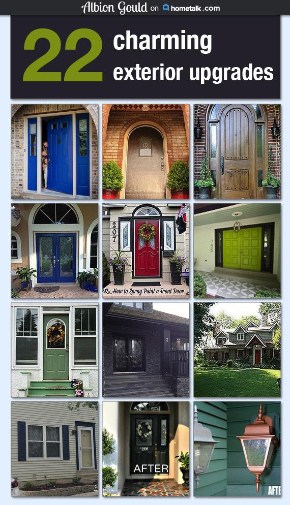 Hometalk Home Exterior Upgrades