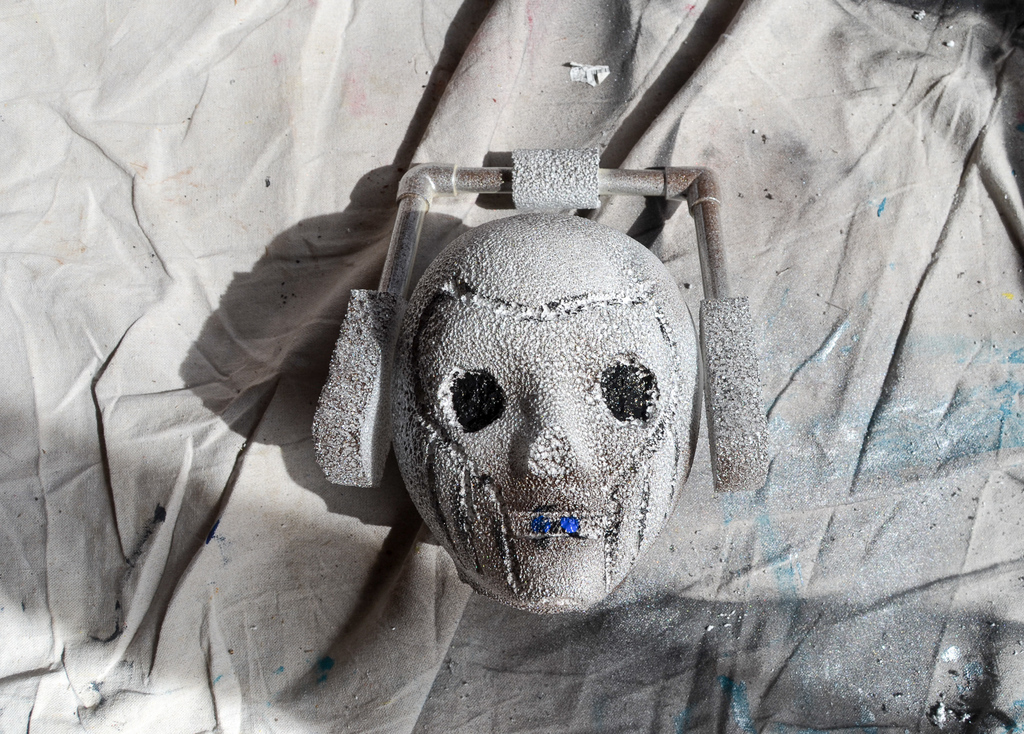 paint your cyberman