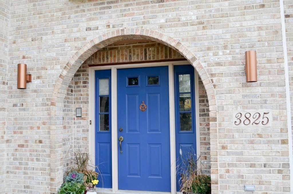 Updated Front Door