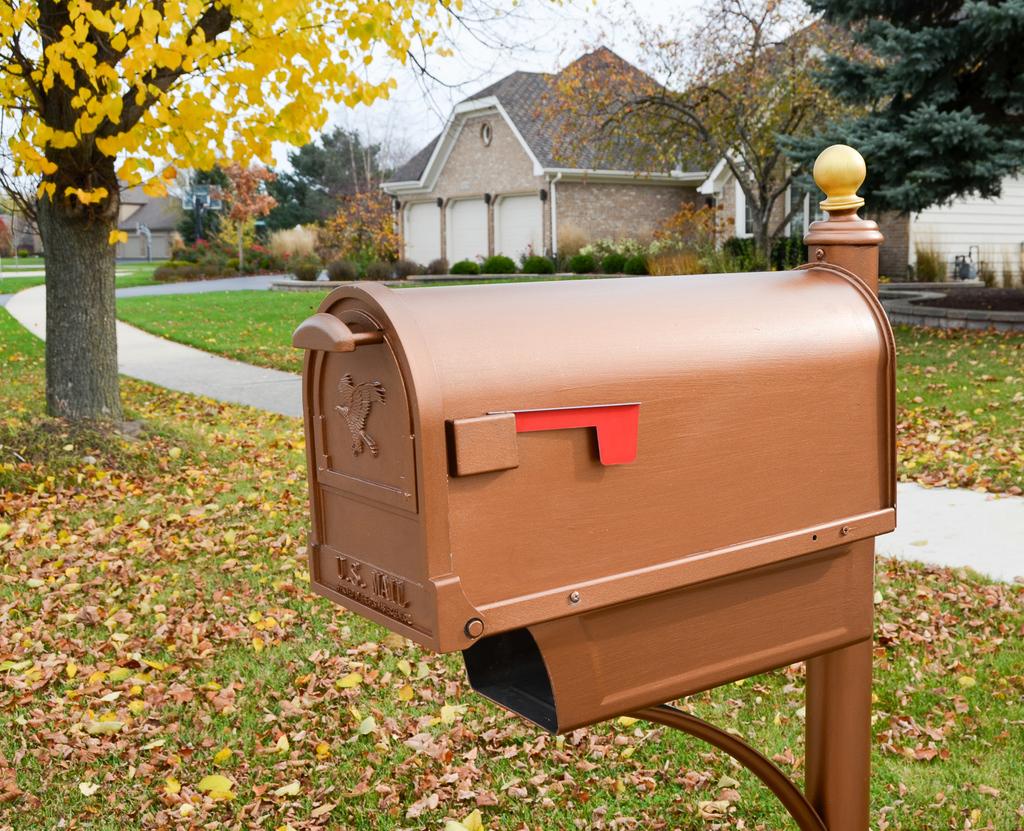 Updated Mailbox