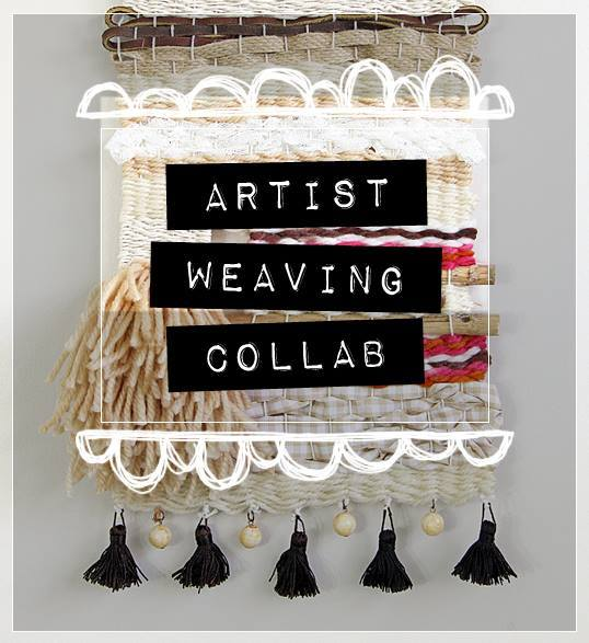 Artist Weaving Collab