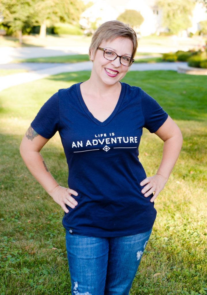 Life is an Adventure Shirt with Cents of Style (affiliate link)