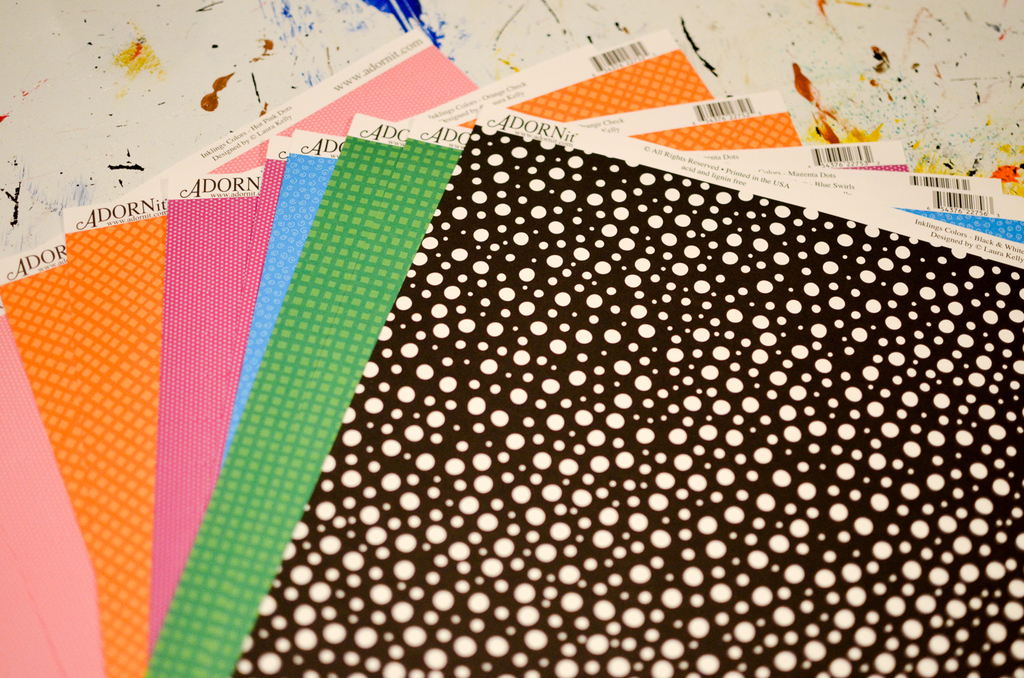 Laura Kelly Designs papers