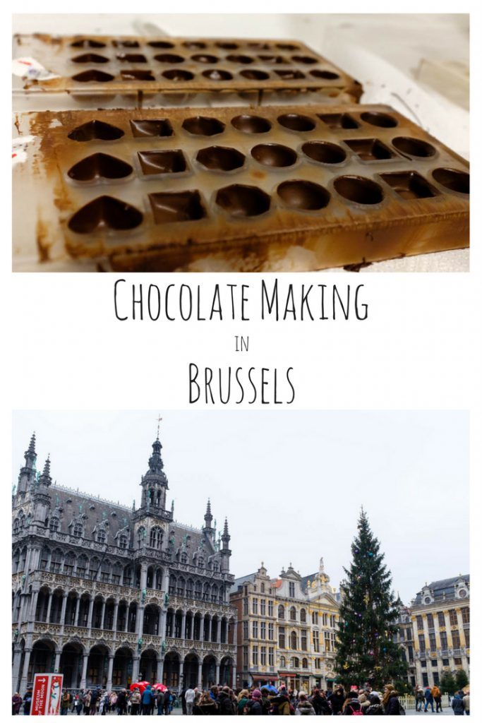 Chocolate Making in Brussels
