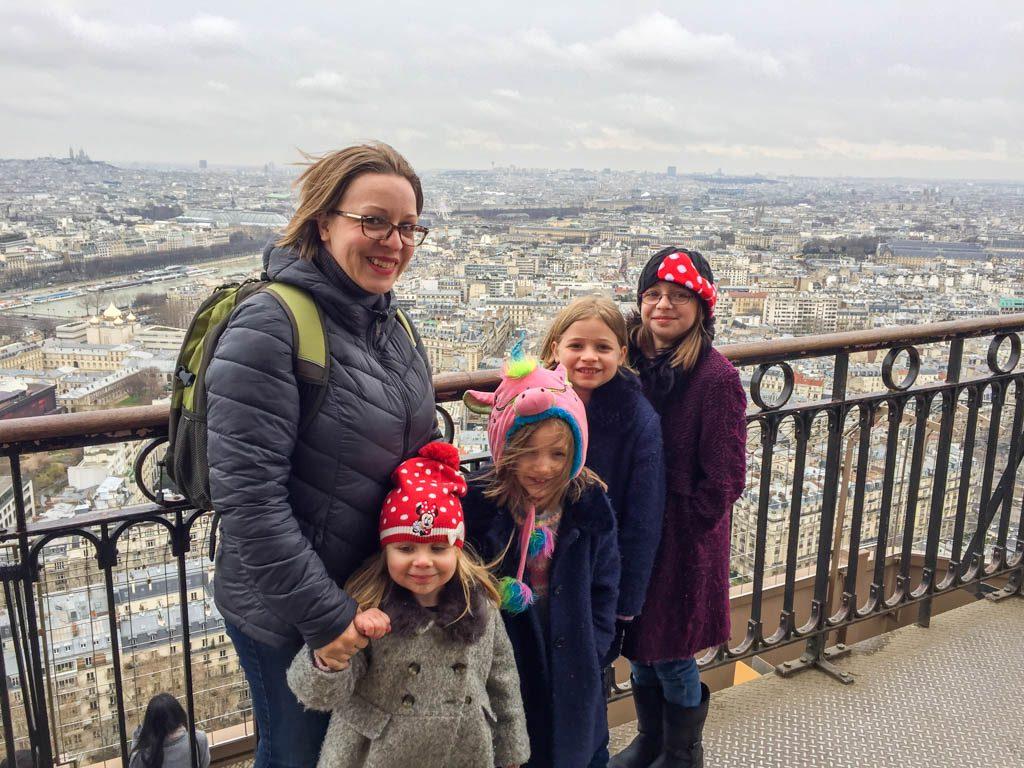 Disneyland Paris in February
